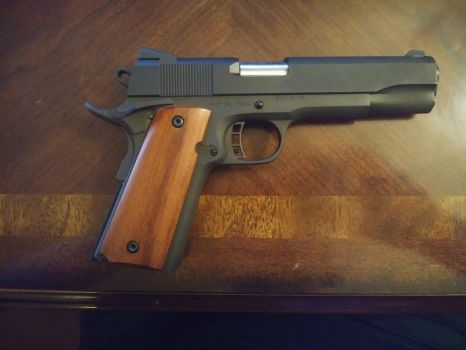 Rock Island Armory M-1911A1 FS .45 ACP by GeneralTate