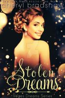 Romance cover: Stolen Dreams by Dafeenah