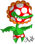Petey Piranha by gagaman92