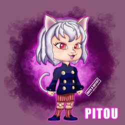 Pitou Hunter X Hunter by raed0