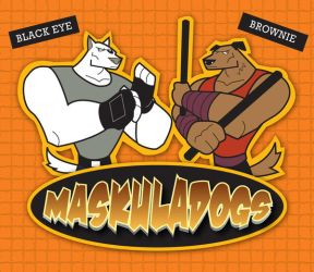 Maskuladogs by Agimax