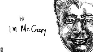 Mr. Creepy by LineDetail