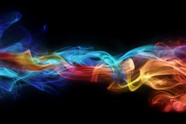 Smoke Colorful Background Texture 01 by llexandro