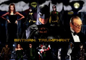 Batman: Triumphant by Valor1387