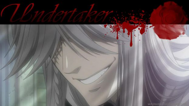 Undertaker Wallpaper by KitWolfren