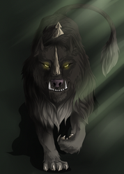 Shadowbeast [Gothic] by Viharos