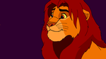 Simba diff style by ClaireBear26