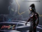 Ultraman X Wallpaper by katoriharusa