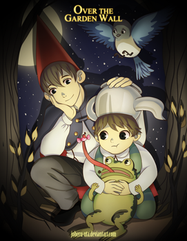 Over The Garden Wall Anime Version by Jouvru