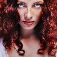 Ginger. by nedira
