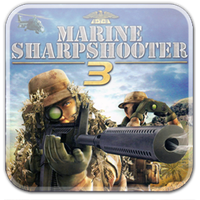 Marine Sharpshooter 3 Custom Icon by thedoctor45