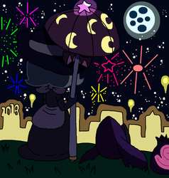 Happy new year by InkelyTheHedeling13