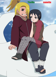 Chill Out! ~Naruto Shippuden by TheMuseumOfJeanette