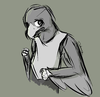 burd dude by johnnoz