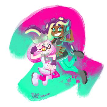 Off the Hook! by TheBourgyman