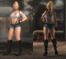 My favorite DOA outfits (Rachel C3) by DoAfanboi