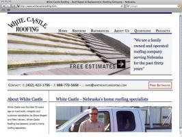 White Castle Roofing by DougFromFinance