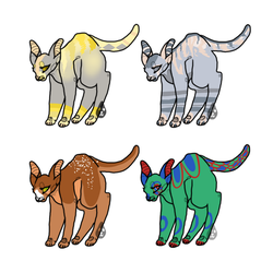 FREE Cat Adopts by TiaChan360