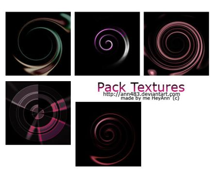 Pack Five Textures .zip by ann483