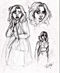Suzy Bannion: character design by candyfishjunkie