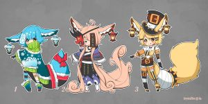 CLOSED  / 48 / Random Adopts by gitsumi
