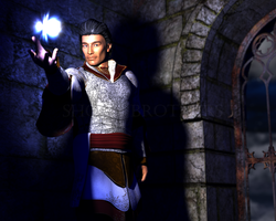 Guardian Mage (no gamma correction) by kittenwylde