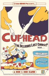 The DLC Cuphead Poster by MadArtsXIII