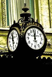 Hooked On Time... by oOJustAnotherGirlOo