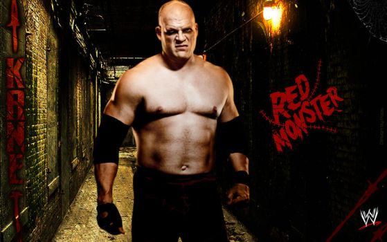 Kane: Red Monster by Photopops