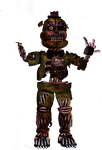 Old Springtime Freddy by shadowNightmare13