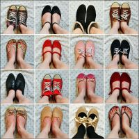 My Shoes by Holunder
