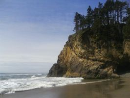 Cape Lookout 3 by silent-scenes