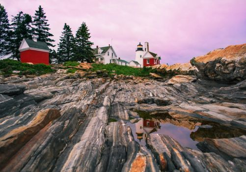 Pemaquid Point by screenname911