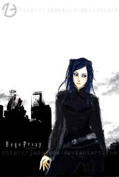 -- ergo proxy: re-l -- by jadedice