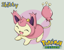 Pokemon - Skitty