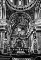 Ljubljana - Cathedral of St. Nicholas I by pingallery