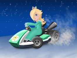 Rosalina Kart by Dormant0611