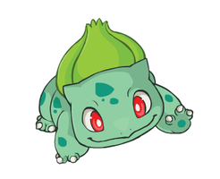 Bulbasaur by HappyCrumble