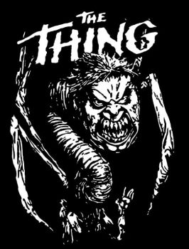 The Thing by etixmophead