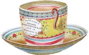 Victorian Cup (stock) by linux-rules