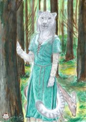 Into the woods by ARCR-CRic