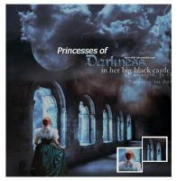 Princesses of Darkness2 by Desinger105malak