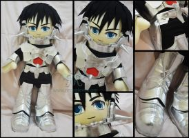 Wren - Phantasy Star 4 - 60cm Plushie by renealexa-plushie