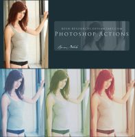 Photoshop Actions Pack01 by reeh-resources