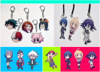 Charm Samples 2018 by marcotte
