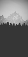 Custom Forest Background by pixelvibe