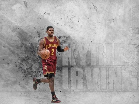 Kyrie Irving by jlgraffix