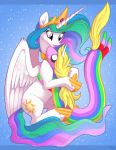 Lady and the Princess by Merionic