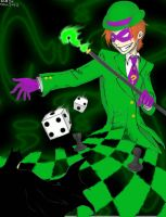 The Riddler by RobinElyce
