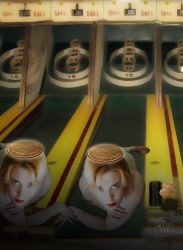 Skee Ball by DavidKessler1